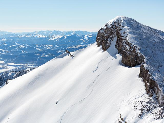 Local's Guide to Expert Skiing in Jackson Hole